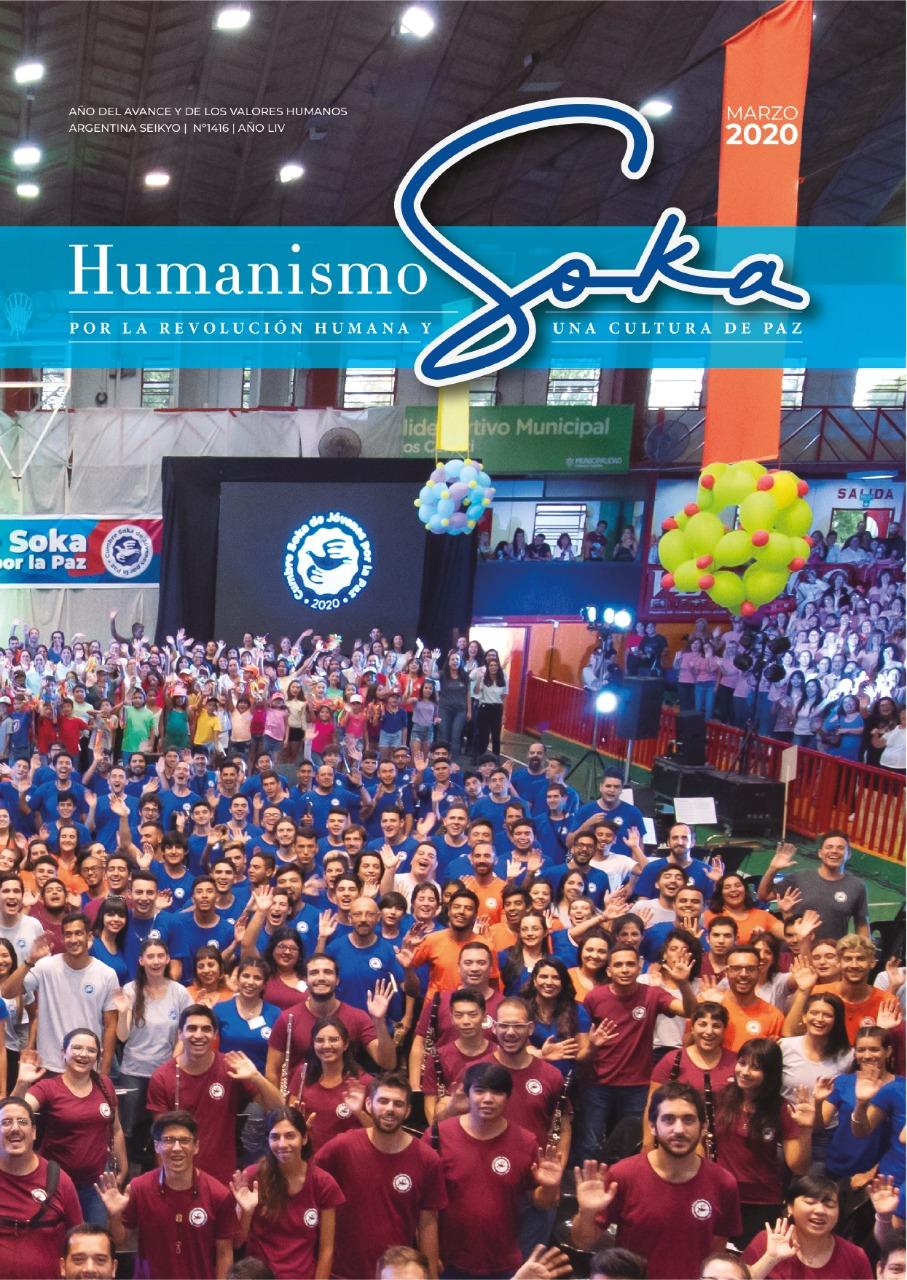 REVISTA HUMANISMO SOKA MARZO 2020